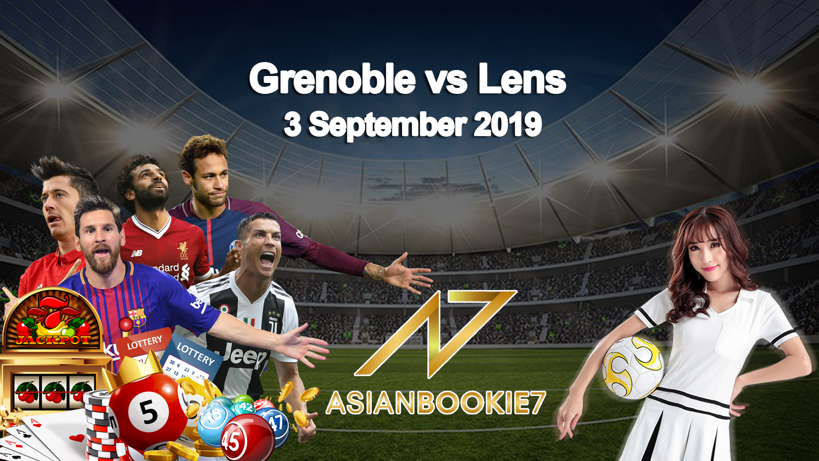 Prediksi Grenoble vs Lens 3 September 2019